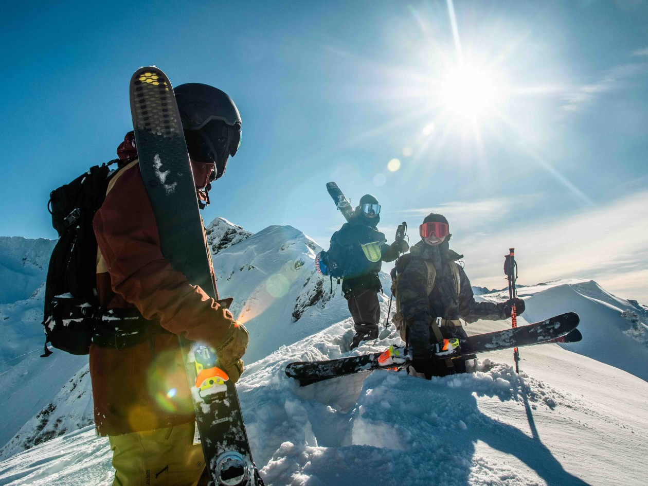 10% korting op ALLE ski's, snowboards en boots!