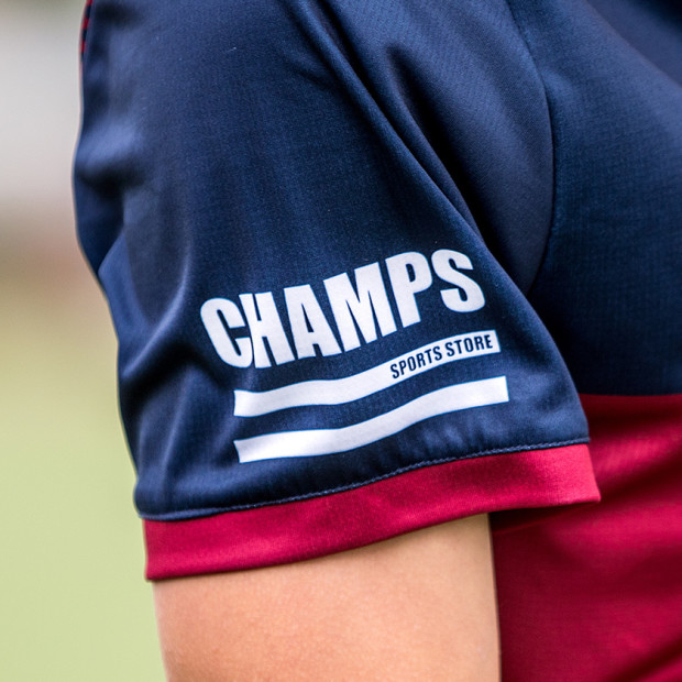 Hockey Club Indiana in nieuwe Champs outfits